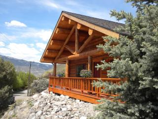 2 bedroom Cabin with Deck in Gardiner - Gardiner vacation rentals