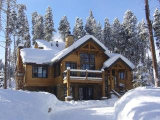 Chalet Chloe, 6 bedroom luxury home, Peak 8 Home - Breckenridge vacation rentals