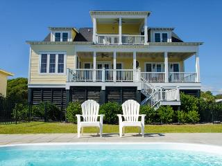 Island Fever -  Beach Front Luxury With a Private Pool - Charleston Area vacation rentals