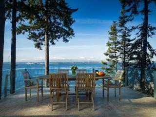 Whidbey Island Beachfront -Luxury on a Sandy Beach - Whidbey Island vacation rentals