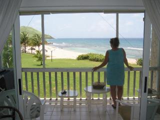 Caribbean Breeze - Beachfront Condo - St. Croix - Christiansted vacation rentals