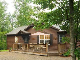 Whispering Willow - View, New & Fresh with WiFi! - Topton vacation rentals