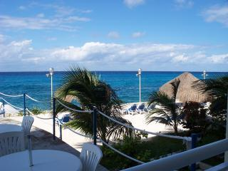 Direct Beach Access  *Walk to town*  Oceanfront - Cozumel vacation rentals