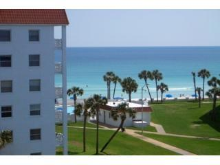 balcony view - Lynn's Gulf Getaway-- Tranquil and Pristine at El Matador Resort - Fort Walton Beach - rentals