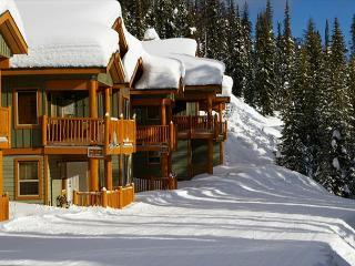 Silver Tip 5 Upper Snowpine Location Sleeps 8 - Big White vacation rentals