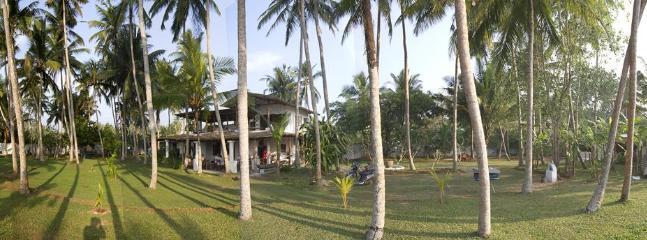 Villa General View - Deep Blue Sri Lanka Rentals: Colonial Villa Seafront - Matara - rentals