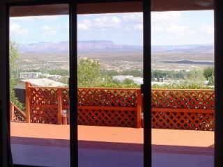 Magnificent RedRock Views from Serene Hilltop Home - Sedona vacation rentals