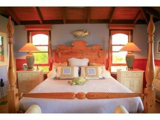 Luxury Caribbean Villa - views of five islands! - Island Harbour vacation rentals
