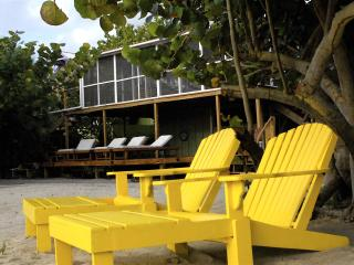 Seagrape Escape: Bright Breezy BEACHhouse w/ Wifi! - Placencia vacation rentals
