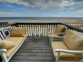 Oceanfront, Right on the beach, 7P ,My Ocean Villa - Tybee Island vacation rentals