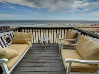 Oceanfront, Right on the beach, 7P ,My Ocean Villa - Tybee Island vacation rentals