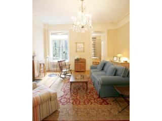 Living Room - Cozy Brownstone W. 74th St.1BR near Central Park! - New York City - rentals