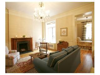 Cozy Brownstone W. 74th St.1BR near Central Park! - Image 1 - New York City - rentals