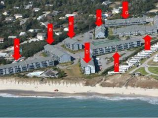 Pebble Beach E-304 - Emerald Isle vacation rentals