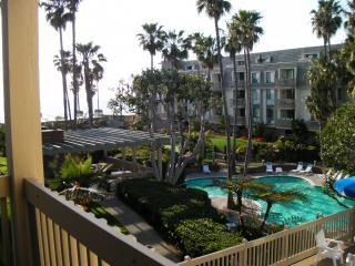 One of 2 pools - Condo Rentals on the Beach (Oceanside, California) - Oceanside - rentals