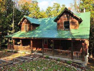 Warm & Cozy 4 Bedroom Log Home w/ elegant furnishings in private setting! - Oakland vacation rentals