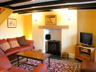 2 PORT VIEW TERRACE, pet friendly, character holiday cottage, with a garden in Landrake, Ref 2131 - Landrake vacation rentals