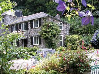 MILLER'S HOUSE, pet friendly, character holiday cottage, with a garden in Tintagel, Ref 980 - Tintagel vacation rentals
