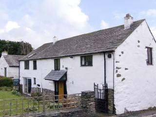 BROOKLANDS BARN, pet friendly, character holiday cottage, with a garden in Chapels, Ref 1884 - Chapels vacation rentals