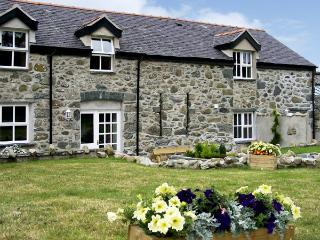 DERI LLEWELYN, pet friendly, character holiday cottage, with a garden in Rowen, Ref 1639 - Rowen vacation rentals