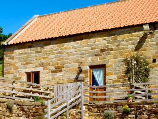 THE OLD CART HOUSE, pet friendly, character holiday cottage, with a garden in Farndale, Ref 1392 - York vacation rentals