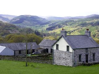 PENRHYDDION UCHA, pet friendly, country holiday cottage, with a garden in Betws-Y-Coed, Ref 1270 - Betws-y-Coed vacation rentals