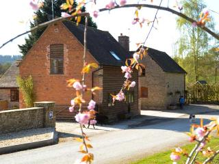 THE WAIN HOUSE, pet friendly, character holiday cottage, with a garden in - Craven Arms vacation rentals