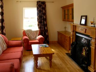 VIEW OF THE BURREN, country holiday cottage, with a garden in Fanore, County Clare, Ref 2605 - Fanore vacation rentals