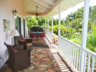 CASUALLY ELEGANT OCEANVIEW WITH MILES OF BEACH - Kekaha vacation rentals