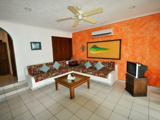 Del Sol Beachfront 3 Bedroom Condo - Akumal vacation rentals
