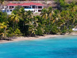 Beachfront Plantation House - Ngozi/1 bed - Bequia - Crescent Beach vacation rentals