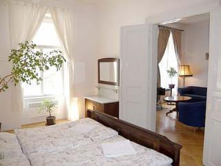 Prague apartment bedroom 1 - Beautiful Apartments in Central Prague - Prague - rentals