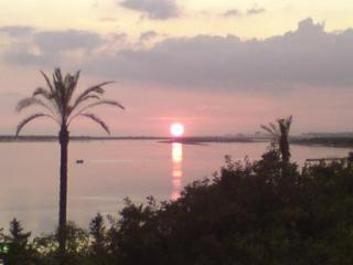 Sunset from El Rompido - Pequeño Paraíso - Luxury beach villa + pool + golf - El Portil - rentals