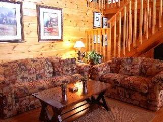Knotty By Nature - Gatlinburg vacation rentals