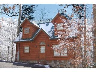 moonlit - Waters Edge Log Cabin - Gatlinburg - rentals