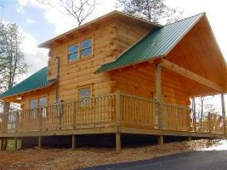 MVC-008S.JPG - Mountain Splendor Log Cabin - Gatlinburg - rentals
