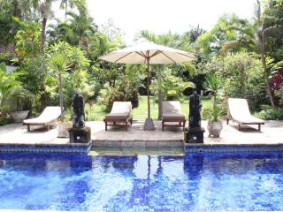 SPACIOUS VILLA WITH LARGE GARDEN-400 M FROM  BEACH - Seminyak vacation rentals