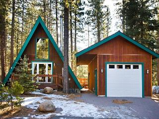 Oglala Cabin. So popular it needs no other description. - South Lake Tahoe vacation rentals