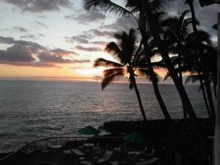 Poipu Shores B202: Amazing oceanfront views, a/c, watch sunrise and sunset! - Poipu vacation rentals