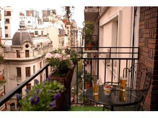 Lovely Recoleta  Balcony - Buenos Aires, Argentina - Buenos Aires vacation rentals