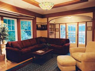 New Low Rates! -  on  2 Gated Acres, Private Beach - Lakebay vacation rentals