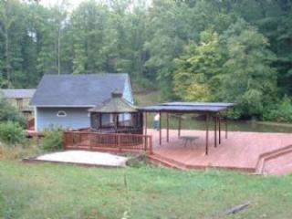 Perfect 2 bedroom House in Bumpass - Bumpass vacation rentals