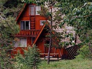 Alpine Meadows Creekside Cabin in the Woods - Old Tahoe Charm Vacation Rental - Homewood vacation rentals