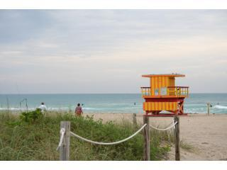 South Beach Vacation Rental, right on the beach - Miami Beach vacation rentals