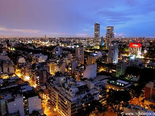 UNO21 - Best View in Buenos Aires - 5 Star Quality - Buenos Aires vacation rentals