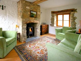 CRYCH DU, character holiday cottage, with a garden in Llanwrthwl, Ref 2940 - Llanwrthwl vacation rentals