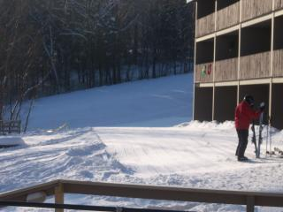 Seriously Slopeside condos - Slopeside Condo Fall Line at Sunday River Ski Area - Bethel - rentals
