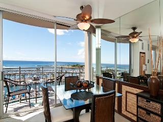ilikai Marina #1382-Absolutely Oceanfront-Wow-$220 - Hawaii Kai vacation rentals
