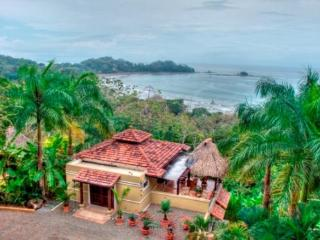 Dominical Unobstructed Ocean View Total Privacy Villa 6-8 Minutes' Walk To Beach - Dominical vacation rentals