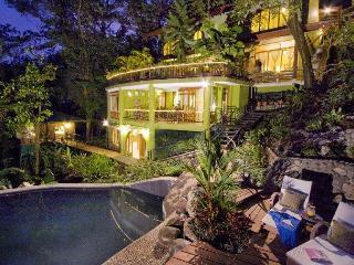 Casa de Las Brisas-Tropical Luxury Ocean View Home MA01 - Manuel Antonio National Park vacation rentals